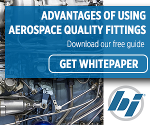 Six Common Types of Aerospace Fittings